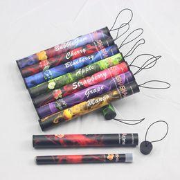 Wholesale Disposable Nicotine - ShiSha Time Disposable Cigarette Multi flavors E HOOKAH 500 Puffs No Nicotine Fruit Flavors Colorful retail package SHISHA TIMES Pens E Cigs