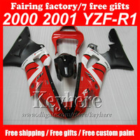 Wholesale parts yzfr1 for sale - Group buy High quality Custom ABS Motocycle body parts fairings set for YZFR1 YZF R1 Bodywork Fairing KIT Aftermarket with gifts