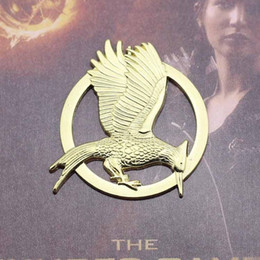 New Hunger Games Catching Fire Birds 2 Xinghuoliaoyuan parrot brooch wholesale manufacturers