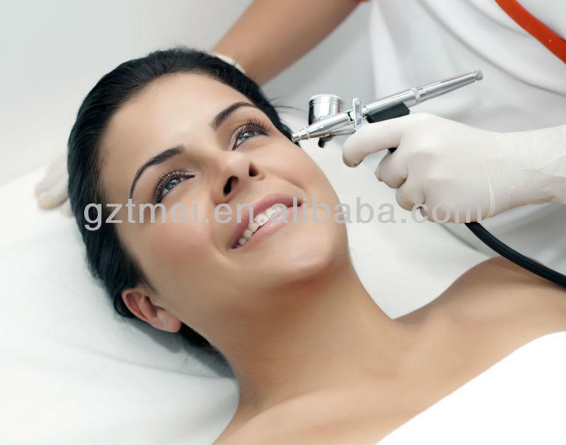 TM-GL6 الأكسجين العلاج الوجه آلة شحن مجاني