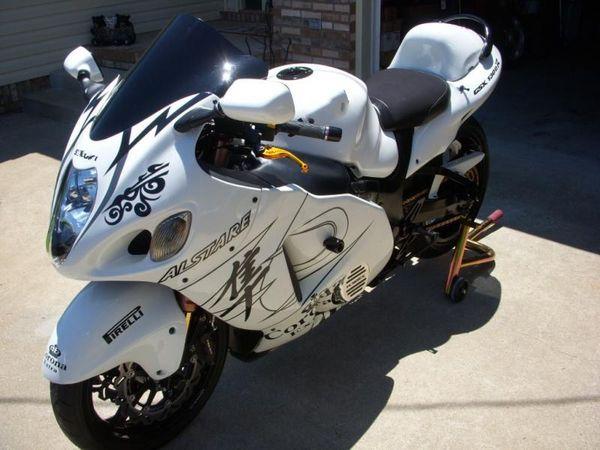 Custom paint fairings for SUZUKI GSX1300R hayabusa 1996 - 2007 GSX 1300R 96-07 GSX-1300R fairing body set IKL4