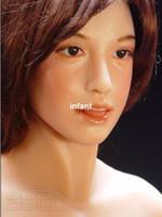 japanische av schauspielerin sex puppen großhandel-Heißer Verkaufs-wirkliches Liebesspielzeug, erwachsene feste Silikon-japanische Geschlechts-Puppen, Handels-Schauspielerin-Liebes-Puppe-realistische Sex-Puppen