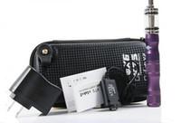 Wholesale Lava Vaporizer Electronic Cigarette - X6 Kits E-cigarette with X8 Tank atomizer or X6V2 atomizer Clearomizer Lava Tube 1300mAh battery Vaporizer Voltage ego kits e cigarette