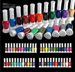 Wholesale glitter nail art pens - [AK042]48x Colors 2-Way Nail Polish Pen Nail Art Glitter Decoration Polish Nail Art