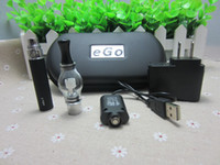 eGo Starter Kits Glass Globe Kit Vape Pen Wax Dry Herb Vapor...