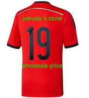 jersey do mundo mexico venda por atacado-Qualidade tailandesa MÉXICO 2014 LONGE JERSEY O. PERALTA 19 Camisas De Futebol, Jersey Esportes, Novo México Away World Cup 2014 Jerseys Personalizado