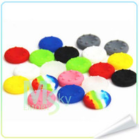 Wholesale ps2 stick - Multicolor ThumbStick Rubber Grip Covers for XBOX 360 xbox one   for ps3 ps2 silicone gel thumb grip stick caps 002104