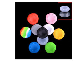 Ps4 analog stick online shopping - Analog Stick Covers for Microsoft Xbox One PS4 D Colorful Controller Caps100PCS
