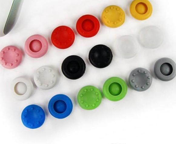 Cubiertas analógicas para Microsoft Xbox One PS4 3D Controlador colorido Tapas / DHL nave
