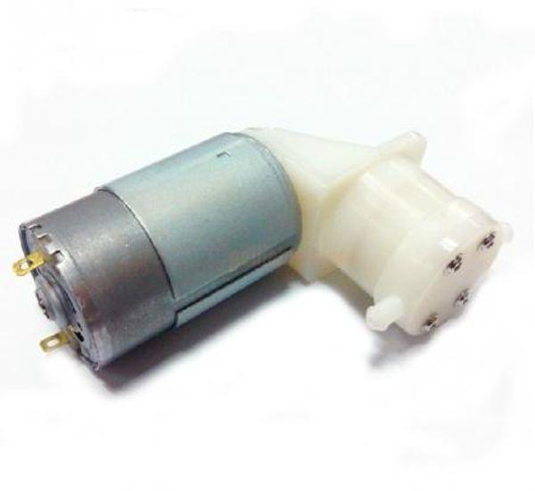 top popular New DC12V 80Kpa DC Micro Piston Vacuum Pump Mini Pumping Air Pump Air Sampling 2020