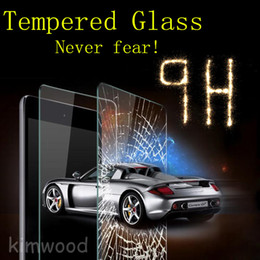 Wholesale Ipad Scratched Screen - Tempered Glass 0.3MM Screen Protector for Ipad Pro 2017 2 3 4 Air Air 2 Mini Mini 2 Mini 3 Mini 4