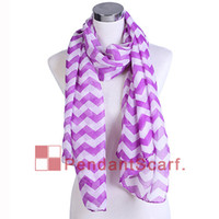 12PCS LOT, New Design Hot Women' s Scarf Big Size chevro...