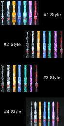 Wholesale Ego Ce Drip Tip - Acrylic 510 901 Clearomizer Drip Tips with Optimus Prime Design For EGO CE Atomizers Vivi Nova Cartomizer E-Cigarette EGO Mouthpiece