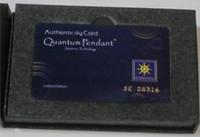 pendentif nouvelle énergie achat en gros de-2015 nouveaux pendentifs Scalar Energy pendentif avec des cartes d'enregistrement produit