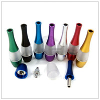 Wholesale Tumbler Tank Atomizer Flower Vase - EGO Flower Vase Atomizer Vase Tumbler Tank Electronic Cigarette Colorful EGO Clearomizers Adapter For EGO VV EGO Twist EGO T Battery Vapor