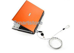 $enCountryForm.capitalKeyWord Australia - 100pcs lot LEAO Laptop PC Notebook Security Cable Chain Key Lock with 2 keys Free Shipping 0001