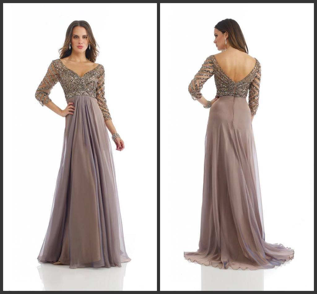 2014 Fashion Spring Collection Piping Mother Of The Bride