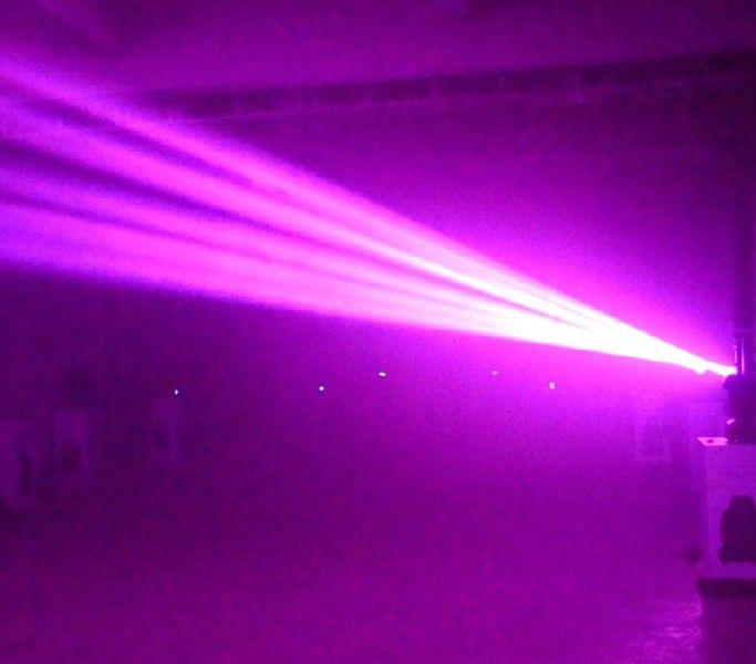 حالة الرحلة 2IN1 التعبئة 2R 130W شعاع رئيس المتحركة DJ الضوء مع ارتفاع Birghtness للتدفق و130W هايت مصباح مشرق