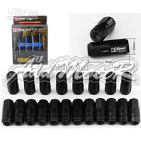 Wholesale Addmotor X JDM D1 Spec Racing Lug Wheel Nuts Screw Black Honda Ford Toyota CS015