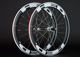 Wholesale Road Racing Bicycle Wheels - 2018 HED JET clincher bicycle Carbon Alloy wheels 700c Aluminum carbon fiber road bike racing wheelset