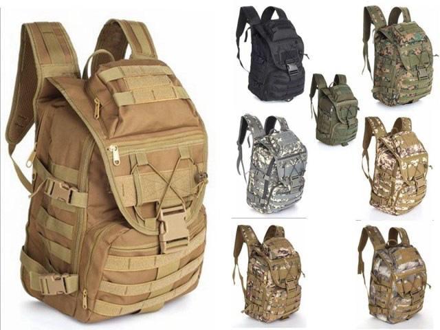 2018 Tactical Laptop Backpack X 7 Waterproof Mountaineering Bag ...