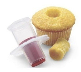 Wholesale Perfect Hole - 20pcs Cupcake Corer Makes Perfect Holes For Filling  Decorating Cakes H162