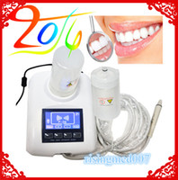 Wholesale Woodpecker Ultrasonic Piezo Scaler - LCD Dental Piezo Ultrasonic Scaler CAVITRON Self Contained Water EMS Woodpecker Compatible