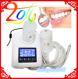 LCD Dental Piezo Scanneur à ultrasons CAVITRON Self Contained Water Compatible EMS Woodpecker