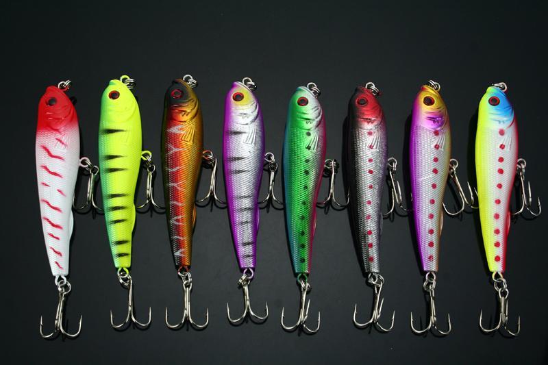 Señuelos de pesca LOT30 Topwater Cebo 10,5 g / 9 cm