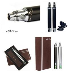 Wholesale Electronic Cigarette Ego V - 2014 Variable Voltage 3.0-6.0V 1300mAh eGo V mega V3 Battery 1SET Free Shipping