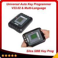 Wholesale v33 sbb key programmer - 2014 Panic buying Hot selling Multi-language key programmer sbb v33 New version free shipping