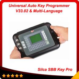 Wholesale Buy Stockings - 2016 Panic buying SBB Key Programmer V33.02 New version Top selling SBB In stock free shipping