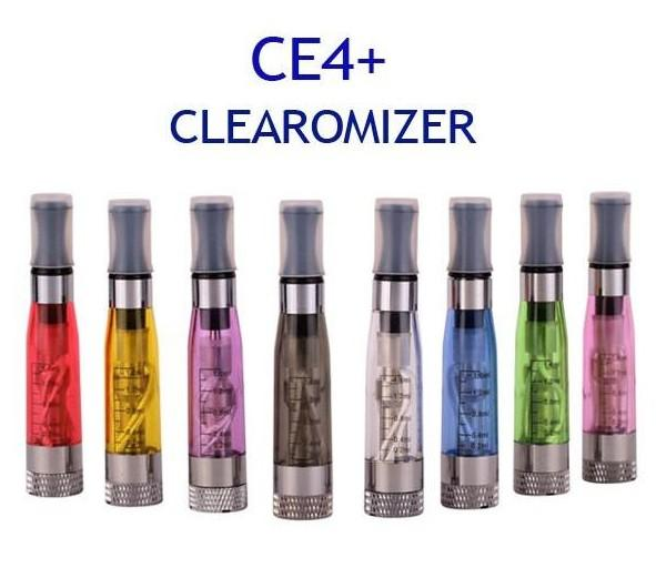 Venta al por mayor - eGo CE4 CE4 + kits E cigarrillos CE4 atomizador 650mah 900mah 1100mah batería de alta calidad con caja Zippper varios colores instock