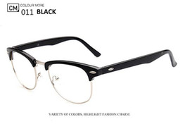 Wholesale Computer Clubs - Men Women Club Optical Glasses Master Frame Designer Eyeglasses Master Reading Glasses Prescription Computer Eyewear LT011