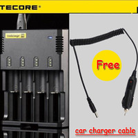 Nitecore I4 Charger Universal Charger for CR123A 16340 18650...