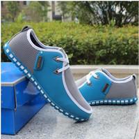 zapatos masculinos populares al por mayor-Envío gratis para hombre zapatos de baja ayuda nueva edición de han zapatos para hombre zapatillas de deporte de moda popular zapatos deportivos zapatos casuales