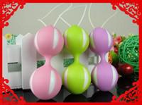 Wholesale Smart Bead Ball - Free Shipping Geisha Ball, Smart Bead Love Ball, Ben Wa Ball, Sex Toys For Women, Sex Products, Kegel Exercise, Vagina Trainer SC-87