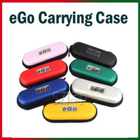 Wholesale Vision Bags - eGo Case Small Size Medium size Large Size Carrying Case eGo EVOD 510 Vision Spinner Zipper Case eGo Bag