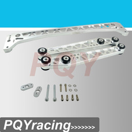 Wholesale Ek Civic Subframe - Function 7 Billet Lower Control Arm + Subframe Brace 96-00 For Honda Civic EK LCA