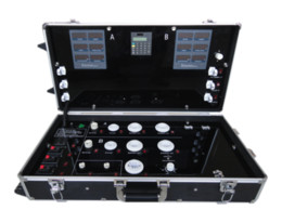 Wholesale Demo Case - LED test suitcase LED demo show case LED suitcase LED test case LED demo case AS-ZX-6833B
