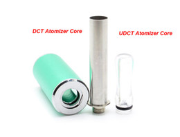 Wholesale Dct Atomizer Replacement Coil - Cheapest DCT Coil Head 510 UDCT Atomizer Core Replacement coil for Electronic Cigarette 3.0ml 6.0ml DCT Tank 6ml UDCT Clearomizer Cartomizer