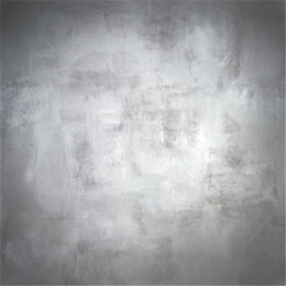 Grey backdrops online shopping - Natural Grey Art Wedding Props Photography Backdrops Muslin Computer Printed Digital Cloth For Photo Studio Backgrounds Fabric Background