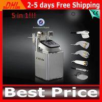 máquinas de terapia de vacío al por mayor-2014 Cavitation Ultrasound Therapy Machine Cavitación Vacío RF Cavitación Rápida Sistema de adelgazamiento Para la quema de grasa Lifting de la piel Eliminación de arrugas