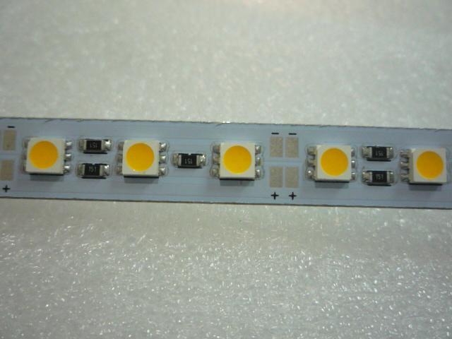 MOQ5 50 cm LED Rígido Luzes Luzes Bar 12 Volt 0.5m 5050 Cabinete SMD Carro Offroad Tiras Lâmpadas Lâmpadas 12V Quente Branco CE Rosh 2 anos de garantia