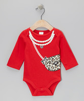 Wholesale Doomagic Long Sleeve - Retail -New 2014 doomagic Rompers Body Suit Baby One-Piece Rompers Long Sleeve Romper Onesies hot sale girl's Lady romper-DZY772H