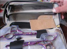 Canada arc-en-couleur 5,5 POUCES Famille utiliser ciseaux de coupe de cheveux et ciseaux à affiner Offre