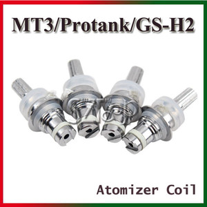 Wholesale Replacement MT3 Coil GS H2 Coil ohm ohm Electronic Cigarette Tank Atomizer Coil