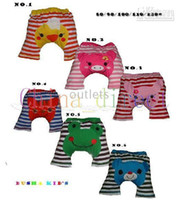 Wholesale Infant Leggings Toddler Tights - #1 NEW Infant Shorts Baby Leggings Toddler Tights boys girls pants Short 24pair lot