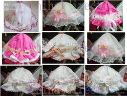 Wholesale Summer Baby Girl Sunhat - Mixed design Infant Baby girl Sunhat Hat cap sun hat 30pcs lot new