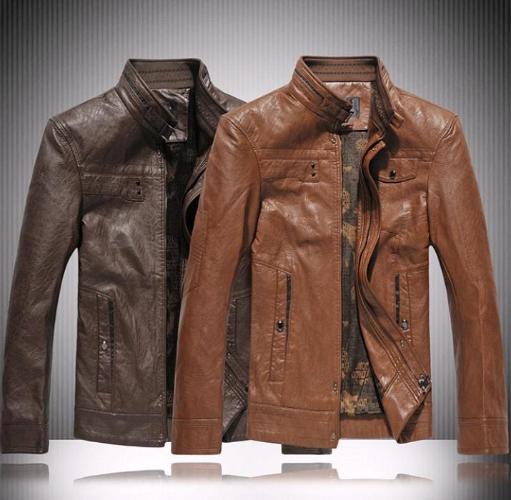 562781e4 Men leather jackets online. Clothes stores